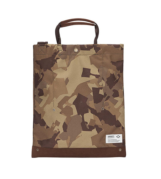Brown Breath Deliver Bag Khaki Camo - Men's Online Shopping in Singapore | The Assembly Store - 1