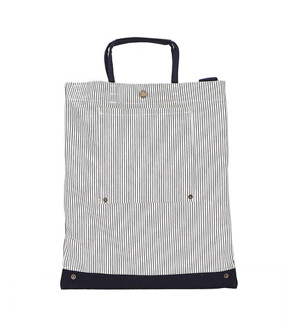 Brown Breath Deliver Bag Stripe - Men's Online Shopping in Singapore | The Assembly Store - 2