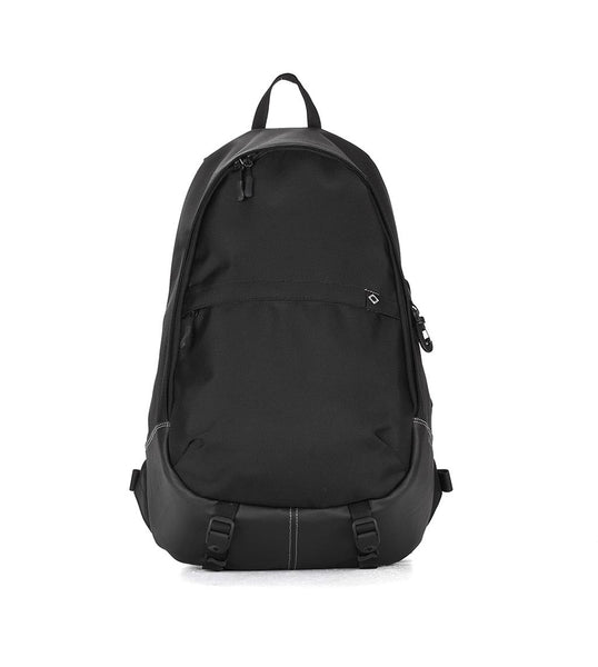Brown Breath Gravity Simple Backpack - Men's Online Shopping in Singapore | The Assembly Store - 1