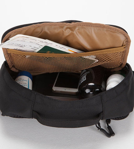 Brown Breath Gravity Waist Bag - Men's Online Shopping in Singapore | The Assembly Store - 4