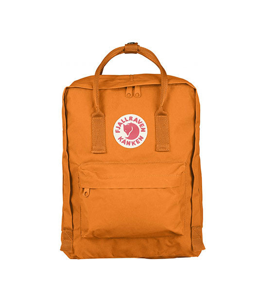 Fjallraven Kanken Bag Burnt Orange - Men's Online Shopping in Singapore | The Assembly Store