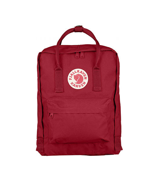 Fjallraven Kanken Bag Deep Red - Men's Online Shopping in Singapore | The Assembly Store