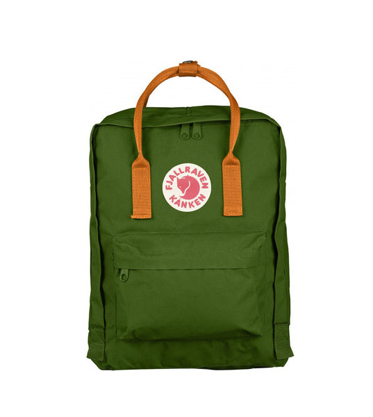 Fjallraven Kanken Bag Leaf and Burnt Orange - Men's Online Shopping in Singapore | The Assembly Store
