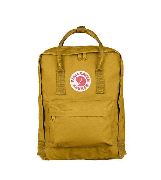 Fjallraven Kanken Bag Ochre - Men's Online Shopping in Singapore | The Assembly Store