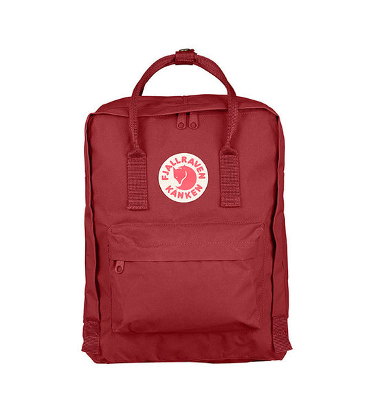 Fjallraven Kanken Bag Ox Red - Men's Online Shopping in Singapore | The Assembly Store