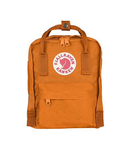 Fjallraven Kanken Mini Burnt Orange - Men's Online Shopping in Singapore | The Assembly Store