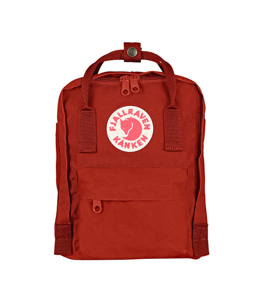 Fjallraven Kanken Mini Deep Red - Men's Online Shopping in Singapore | The Assembly Store