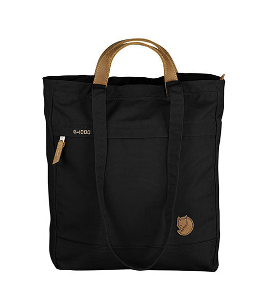 Fjallraven Kanken Totepack No 1 Bag Black - Men's Online Shopping in Singapore | The Assembly Store