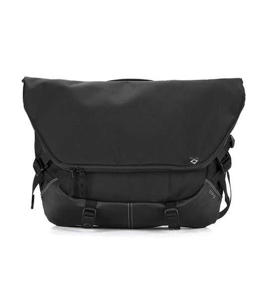 Brown Breath Messenger Bag - Men's Online Shopping in Singapore | The Assembly Store - 1