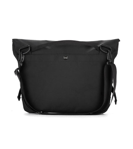 Brown Breath Messenger Bag - Men's Online Shopping in Singapore | The Assembly Store - 2