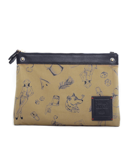 Gnome & Bow Milton Crossbody Clutch - Midnight Blue - Men's Online Shopping in Singapore | The Assembly Store - 2
