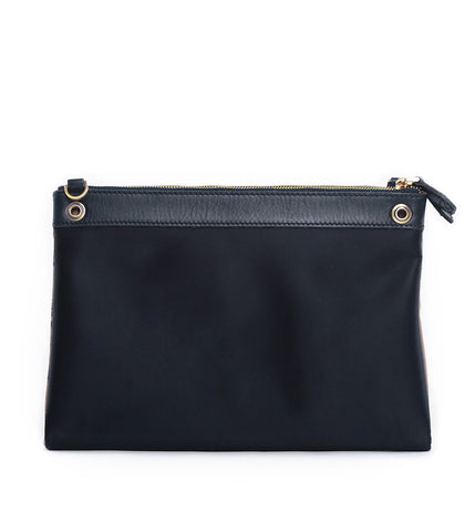 Gnome & Bow Milton Crossbody Clutch - Midnight Blue - Men's Online Shopping in Singapore | The Assembly Store - 3