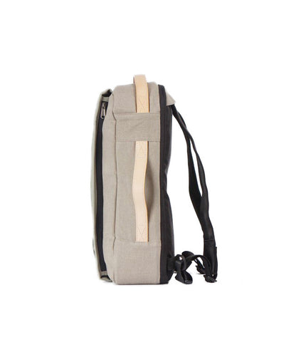 Rawrow R Bag 130 Wax Canvas Olive - Men's Online Shopping in Singapore | The Assembly Store - 2