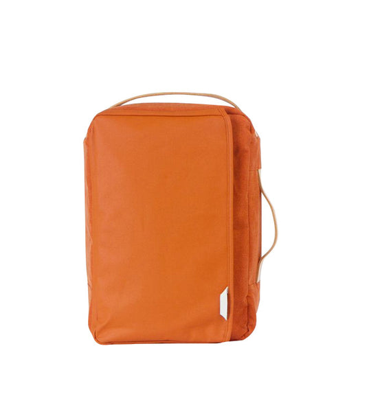 Rawrow R Bag 130 Wax Canvas Orange - Men's Online Shopping in Singapore | The Assembly Store - 1