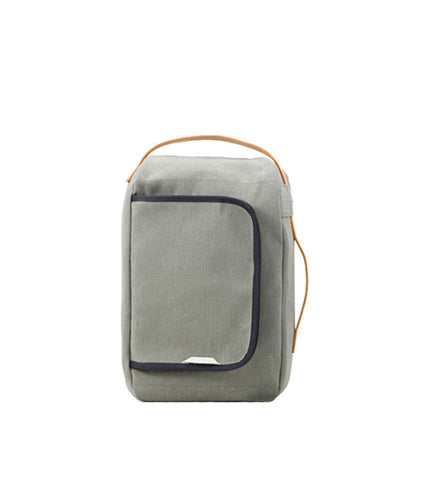 Rawrow R Bag 200 Mini Wax Canvas Olive - Men's Online Shopping in Singapore | The Assembly Store - 1
