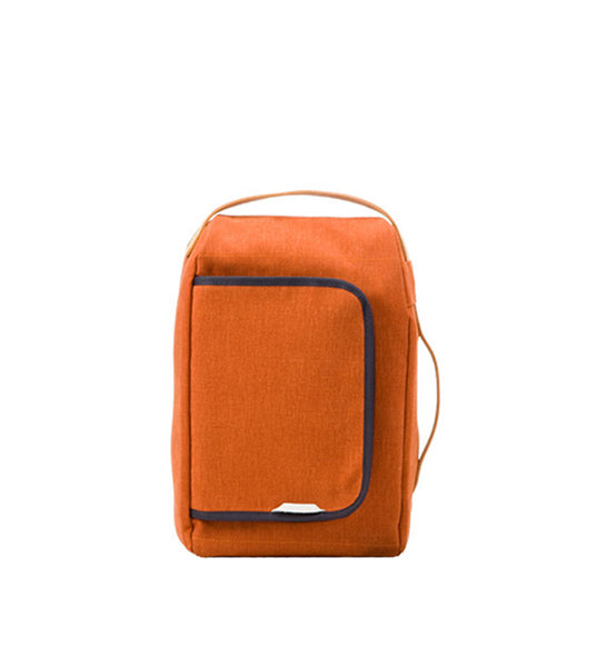 Rawrow R Bag 200 Mini Wax Canvas Orange - Men's Online Shopping in Singapore | The Assembly Store - 1