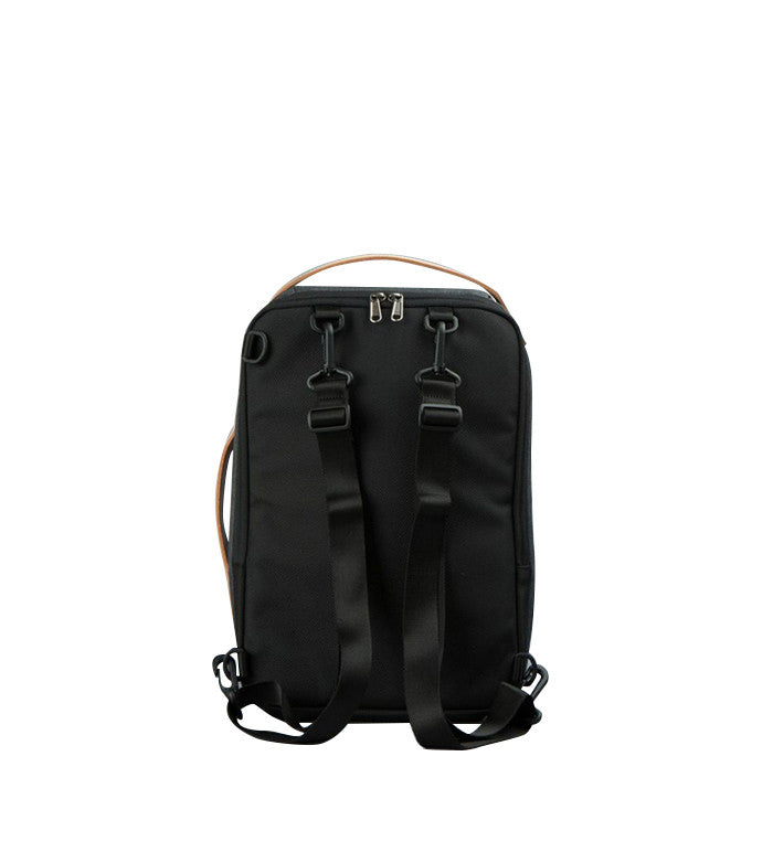 R Bag Mini 206 Wax Haze Black