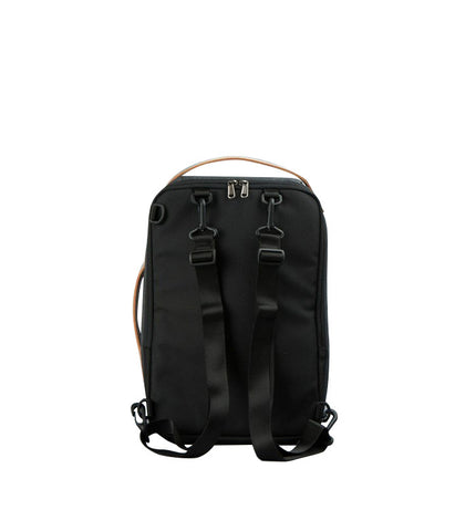 Rawrow R Bag Mini 206 Wax Haze Black - Men's Online Shopping in Singapore | The Assembly Store - 3