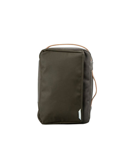 Rawrow R Bag Mini 250 Wax Canvas Charcoal - Men's Online Shopping in Singapore | The Assembly Store - 1