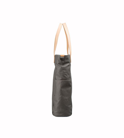 Rawrow R Tote 500 Rugged Canvas Charcoal - Men's Online Shopping in Singapore | The Assembly Store - 2
