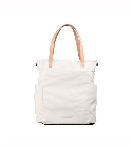 Rawrow R Tote 500 Rugged Canvas White - Men's Online Shopping in Singapore | The Assembly Store - 1