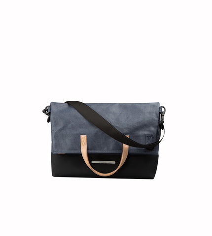 Rawrow R Tote 510 Rugged Canvas Navy - Men's Online Shopping in Singapore | The Assembly Store - 2