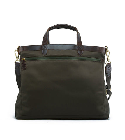 Gnome & Bow Strand Briefcase - Forest Green - Men's Online Shopping in Singapore | The Assembly Store - 3