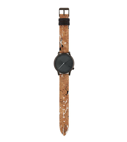 Komono Estelle Cork Black and White - Men's Online Shopping in Singapore | The Assembly Store - 2