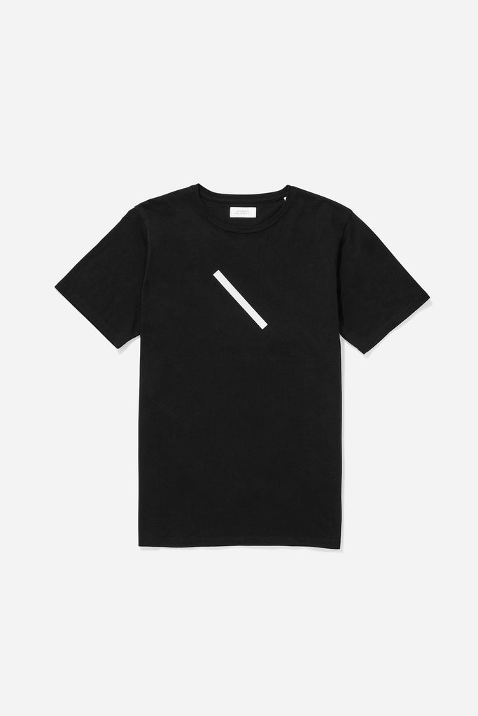 Middle Slash S/S Tee