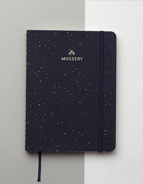 Mossery Ruled Notebooks