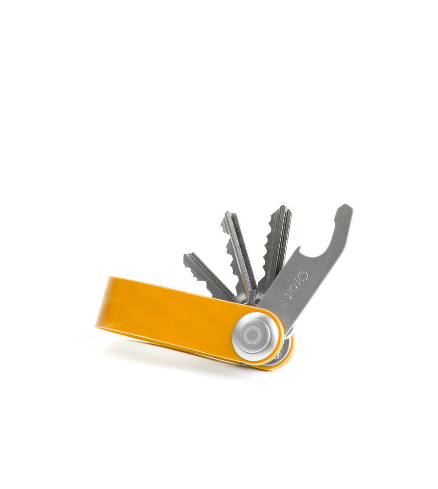 Active Orbit Key Orange