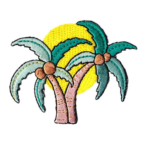 Mini Palm Trees Patch
