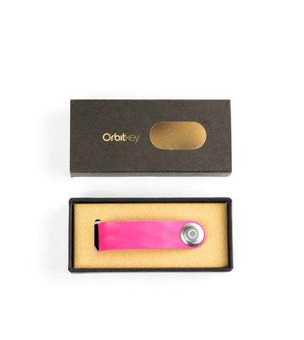Orbitkey Active Pink - Men's Online Shopping in Singapore | The Assembly Store - 3