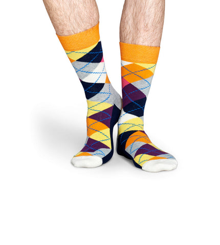 Happy Socks Argyle Sock - Men's Online Shopping in Singapore | The Assembly Store - 2
