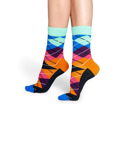 Happy Socks Argyle Sock - Men's Online Shopping in Singapore | The Assembly Store - 3