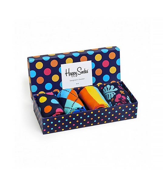 Happy Socks Big Dot Gift Box - Men's Online Shopping in Singapore | The Assembly Store - 1