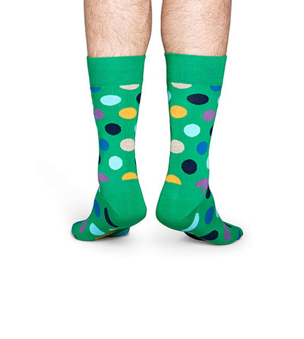 Happy Socks Big Dot Sock - Men's Online Shopping in Singapore | The Assembly Store - 2