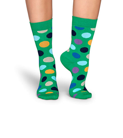 Happy Socks Big Dot Sock - Men's Online Shopping in Singapore | The Assembly Store - 3