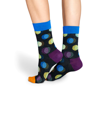 Happy Socks Out Of Focus Dot Sock - Men's Online Shopping in Singapore | The Assembly Store - 3