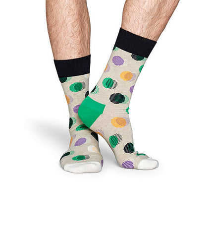 Happy Socks Out of Focus Sock - Men's Online Shopping in Singapore | The Assembly Store - 2