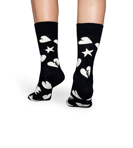 Happy Socks Punk Love Sock - Men's Online Shopping in Singapore | The Assembly Store - 2