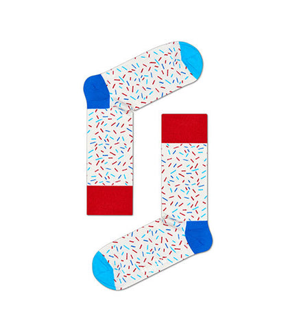 Happy Socks Sprinkles Sock - Men's Online Shopping in Singapore | The Assembly Store - 1