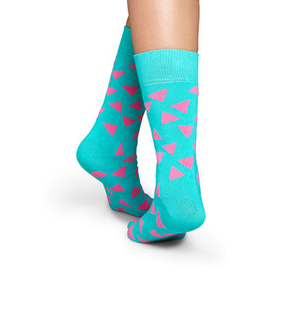 Happy Socks Triangle Sock - Men's Online Shopping in Singapore | The Assembly Store - 3