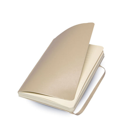 Moleskine Large Plain Beige Soft - Men's Online Shopping in Singapore | The Assembly Store - 3