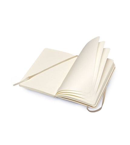 Moleskine Large Plain Beige Soft - Men's Online Shopping in Singapore | The Assembly Store - 4