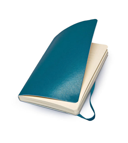 Moleskine Large Plain Blue Soft - Men's Online Shopping in Singapore | The Assembly Store - 3