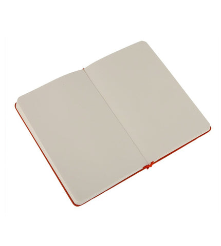 Moleskine Large Plain Red Hard - Men's Online Shopping in Singapore | The Assembly Store - 2