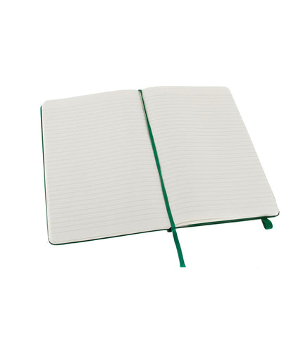 Moleskine Large Ruled Ox Green Hard - Men's Online Shopping in Singapore | The Assembly Store - 2
