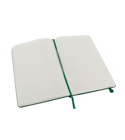 Moleskine Large Squared Ox Green Hard - Men's Online Shopping in Singapore | The Assembly Store - 2