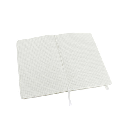 Moleskine Large Squared White Hard - Men's Online Shopping in Singapore | The Assembly Store - 2